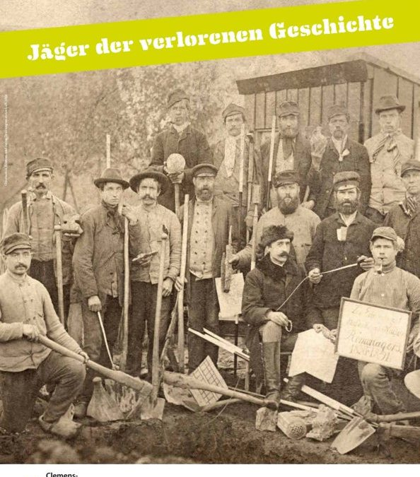 Ausstellung im Clemens-Sels-Museum Neuss